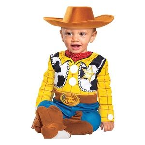 NEW DISGUISE Baby Woody Toy Story 4 Costume